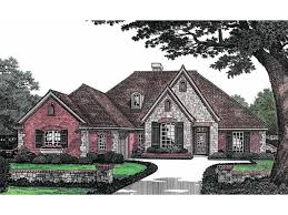 eplans french country house plan fabulous jack and jill bath