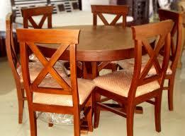 Teakwood Dining Table Haldwani Furniture Mart