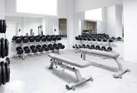 fresh home gym ideas color 15620