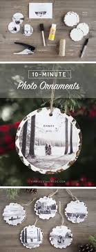 10 minute photo keepsake ornaments means so much no time and