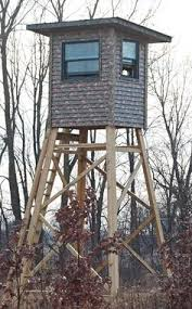 Ground Blind Plans Is It Really Hunting If You U0027re In One Of These 5 Luxury Deer