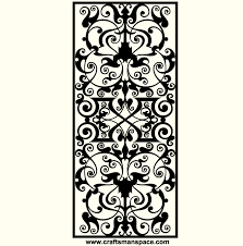 free vector marquetry ornamental design 123freevectors