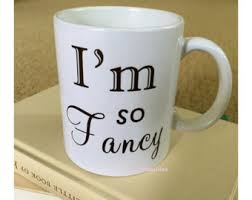 Fancy Coffee Mugs Fancy Coffee Mug Etsy