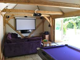 outdoor games room at home interior designing