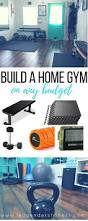Building A Home Best 25 At Home Gym Ideas On Pinterest Exercise Equipment Home