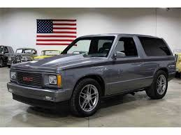 gmc jimmy 1988 gmc jimmy for sale classiccars com cc 985232