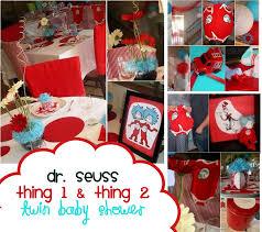 dr seuss party ideas u2013 birthday baby shower twins shower theme