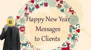 happy new year messages to clients new year text message