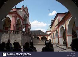 catholic pilgrimages europe svata hora a catholic pilgrimage site in prague republic