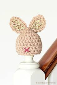 easter bunny hat free crochet and knitting patterns for your baby s easter