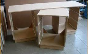 construire une cuisine construire meuble cuisine cheap construire un meuble en mdf
