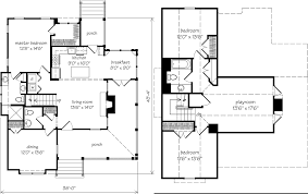 Coastal Cottage Floor Plans Custom Cottage House Plans Home Designs Ideas Online Zhjan Us