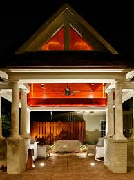 Outside Garage Lighting Ideas by Outdoor Ceiling Lights For Porch Outdoor String Lighting Modern