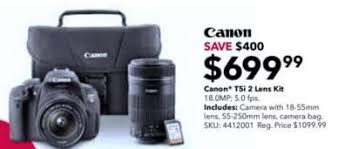 target black friday canon t5i black friday 2015 dslr and digital camera deals all the best