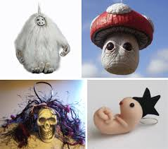 strange decor 35 creepy tree ornaments