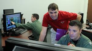 Lockheed Martin Service Desk F 35 Training System Team Honored With Top Modeling And Simulation