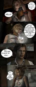 Silent Hill Meme - silent hill 3 who was phone by rezurii chan on deviantart