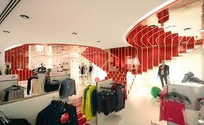 store decoration cool centauro concept store design by aum architects decoration