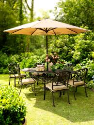 6 Seater Patio Furniture Set - hartman amalfi oval 6 seater dining set hartman garden furniture