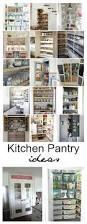 organized kitchen pantry ideas pantry ideas organized kitchen
