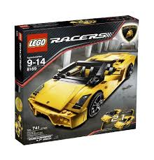 amazon com lego racers lamborghini gallardo lp 560 4 8169 toys