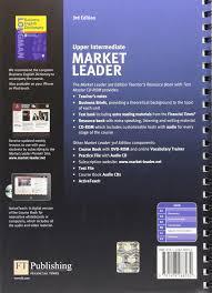 market leader upper intermediate teacher u0027s resource book and test