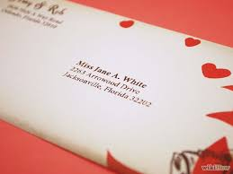 wordings address labels wedding invitations fancy address labels