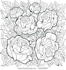coloring pages with roses rose coloring page coloring pages rose coloring pages rose coloring