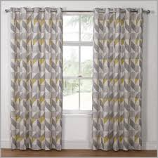 Gray Blue Curtains Designs Blue And Yellow Curtain Panels 100 Images Curtain Blue And