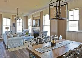 Cottage Style Family Rooms - Cottage style family room