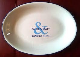 plate guest book wedding guest book custom guest book plate signature plate