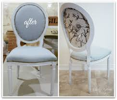 reupholstering french louis chairs u2014 classy glam living