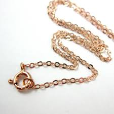 wholesale gold plated sterling silver light flat cable chain