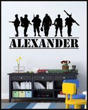 army decor ebay