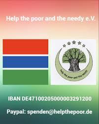 Gambia Flag Iftar In Gambia Ramadan 2017 U2013 20 U20ac Für Ein Paket Empathy