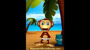 michael monkey picky on thanksgiving a social story