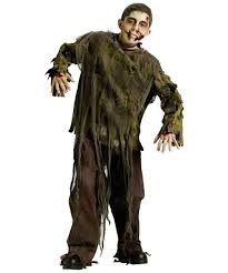 zombie dark shirt kids halloween costume boys costumes
