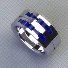 Star Wars Wedding Rings by 260 Best Unusual Wedding Rings Images On Pinterest Rings