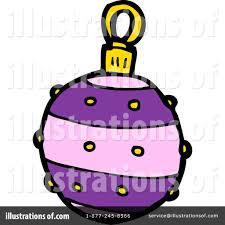 christmas ornament clipart 1117896 illustration by lineartestpilot