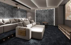 home cinema room design tips decorating luxury home interior design with cinema seating using