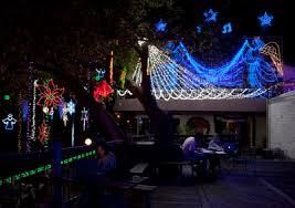 Light Show Lights Mozart U0027s Free Holiday Light Show On Lake Austin The Lights And