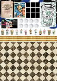 Sweet Coffee Shop France Style Diy Doll House 3d Miniature Dollhouse Diy