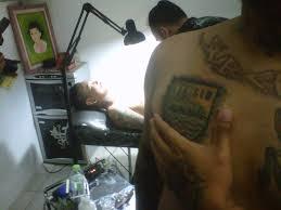 tattoo studio bandung bangga maung bandung juara tato lambang persib gratis jurnal bandung