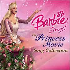 barbie princess pauper soundtrack details