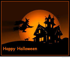 cartoon halloween wallpaper cute witches happy halloween