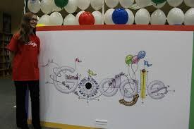 doodle 4 contest dunbar junior is kentucky s representative in national doodle 4