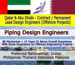 piping design engineer job description 24 best oil gas power sector jobs in uae qatar kuwait oman