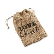 burlap drawstring bags kate aspen is sweet burlap drawstring favor bag