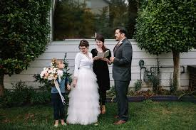 wedding ceremonies a sle wedding ceremony script for a modern family a practical
