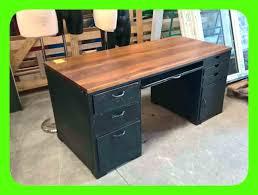 bureau design industriel design d intérieur bureau en bois design bosco 120x70cm kare